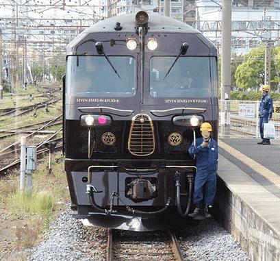 JR ななつ星 in 九州
