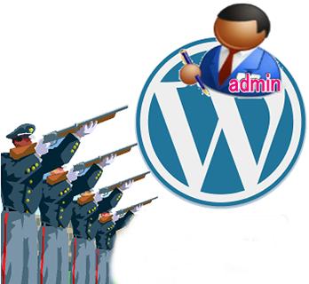 ブルートフォースアタックが狙うWordPressのadminユーザ