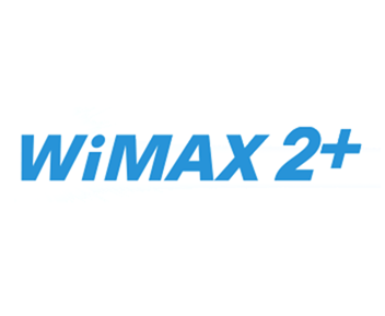 WiMAX 2+ のロゴ