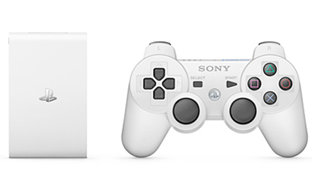 TV接続型の「PlayStation Vita TV」