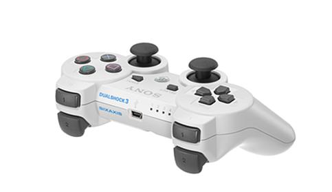 専用のコントローラ(DualShock 3)