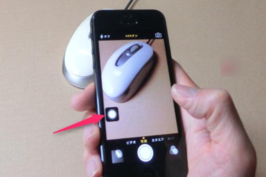 iPhoneの連写を止める方法