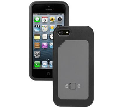 サムズアップ デュアルSIMカードケース for iPhone 5/5S