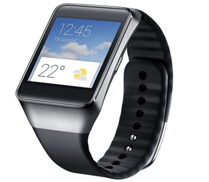 Googleプレイ(日本)で発売開始された Samsung Gear Live