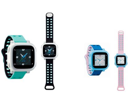 ドコモの腕時計型端末「ドコッチ」