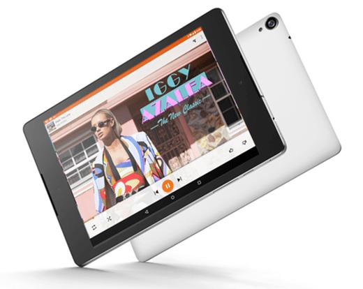 「Nexus 9」登場!「iPad Air」とスペックを比較してみたよ!