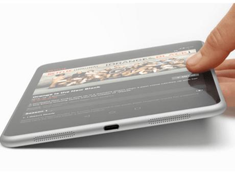 ノキア「N1」タブレットを酷似しているiPad mini 3 と比較してみた