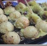 電気「たこ焼き器」でトローリたこ焼きレシピ!秘訣の作り方は「お好み焼きの素」を使うことにあり!