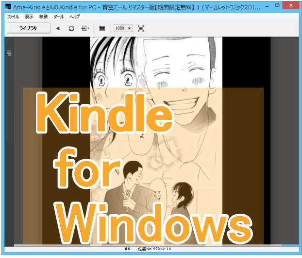 Kindle for Windows