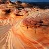 アメリカ・グランドサークルの奇岩「ザ・ウェイブ」に行ってみたい!グランドキャニオンのザ・ウェーブ「世界ふしぎ発見」!