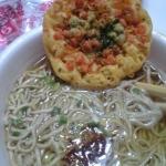 「どん兵衛」(日清)をおいしく食べる方法!インスタント食品をおいしく食べる方法の王道は?