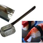 誰でもプロの握り寿司屋に!「匠の寿司創具」がNHKで話題に!手を汚さず10秒でふっくら握り寿司ができるキッチングッズ!
