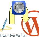 「Windows Live Writer」使い方-上級編(16)Google2段階認証に対応させたWordPressに投稿する方法