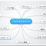 【ブログ運営論】無料のマインドマップ「mindmeister」でブログ記事のネタマップを作ってみた