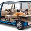 新型軽自動車「N BOX +(エヌボックスプラス)」は自由自在に多彩な空間をアレンジ可能に
