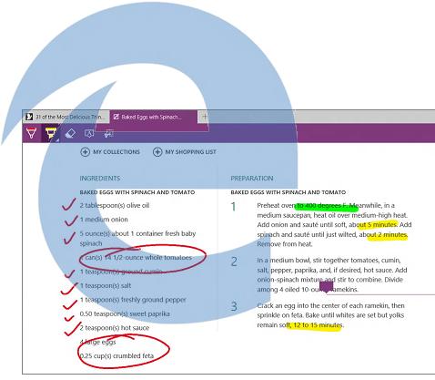 「Microsoft Edge」の新機能 Web Note はWebページ上にそのまま注釈を挿入でき保存したり共有可能