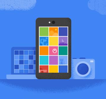 全ての写真を整理保存できる Google フォント