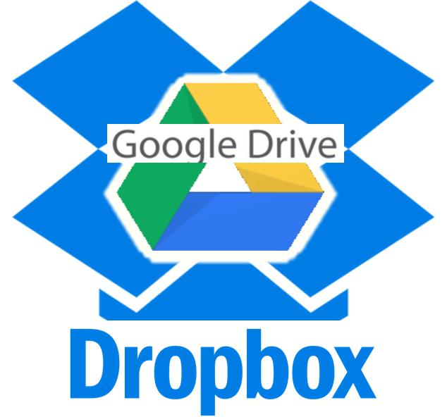 GoogleドライブとDropboxを同期