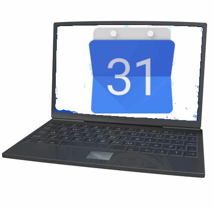 Googleカレンダー デスクトップ