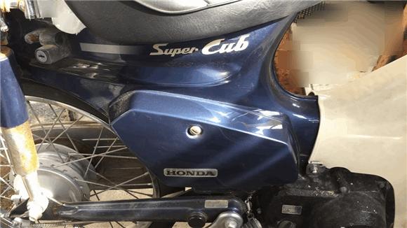 ホンダスーパーカブ 50cc カスタム