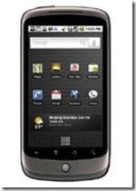 OSがGoogleのAndroid2.1の「Nexus One」の人気の理由