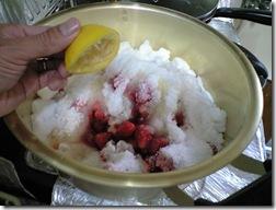 イチゴジャムのレシピ