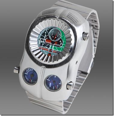 零士メーター ウォッチ(腕時計)