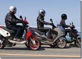 プラグインハイブリッドバイク(PHVバイク