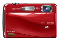 ファインピックスZ700EXR、犬の表情のベストショットを移動で撮影