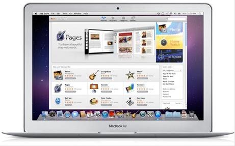 Mac版のアプリストアである「Mac App Store」が来年早々日本でもスタート
