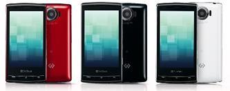 ソフトバンクの3D携帯「ガラパゴス」(GALAPAGOS SoftBank)は裸眼で3D映像が楽しめます。
