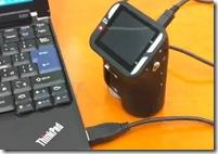 「「EXEMODE DMS-130」(エグゼモード)とのPCやテレビとの連携