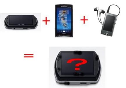 ソニーの新型タブレット端末はプレーステーションポータブルやエクスぺリアやウォークマン機能付きだ