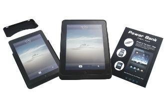 iPad専用のバッテリー内蔵ケース「Power Bank iPad Battery Case」