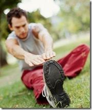 「朝活」としてストレッチや体操、ヨガが流行