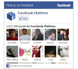 FacebookファンページとLikeBoxの作り方