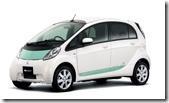 三菱の電気自動車「i-MiEV」