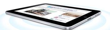 iPadの超高速データ通信3GはまずドコモのSIMカードで可能に
