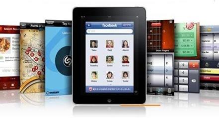 「iPad App Store」(アイパッドアップストア)でいきなりiPadアプリ15万本ダウンロード可能だ。日本でのサービス開始はいつ?